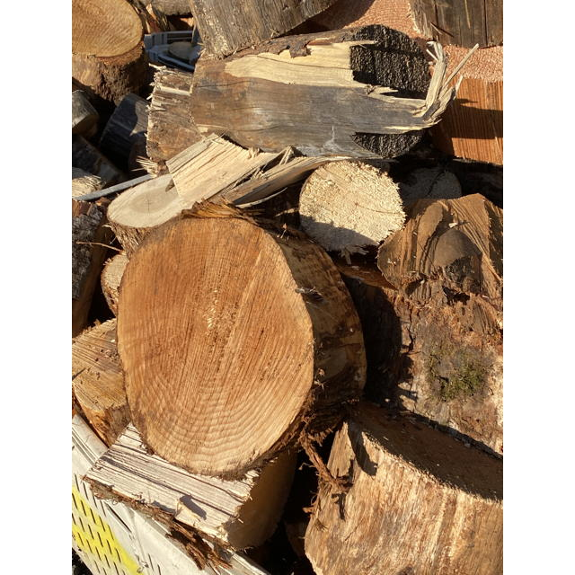 Ends & Rounds Firewood